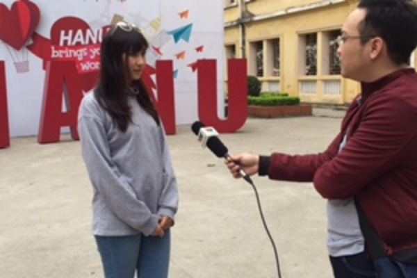 Vietnamese language in Journalism - Media